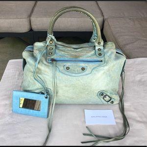 Authentic Balenciaga City handbag